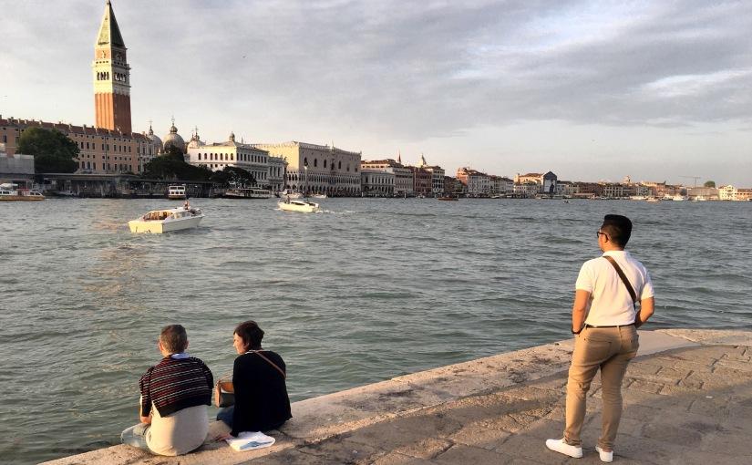 Of Bridges and Canals – Venice2018